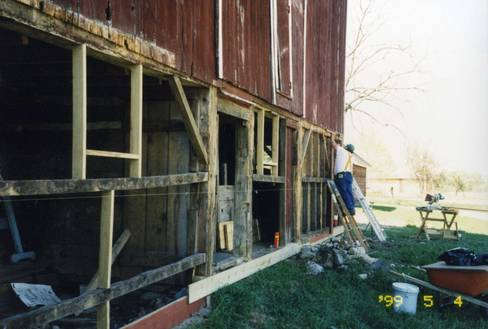 The Edwards Project Ted Micka The Barn Doctor